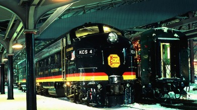 Kansas City Southern Railfan Guide