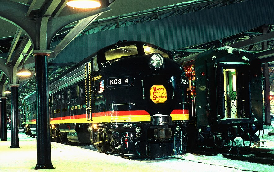 KCS Railfan Guide