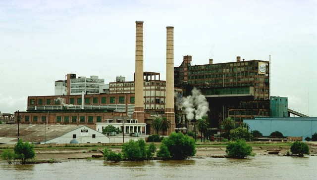 Domino Sugar Plant, New Orleans