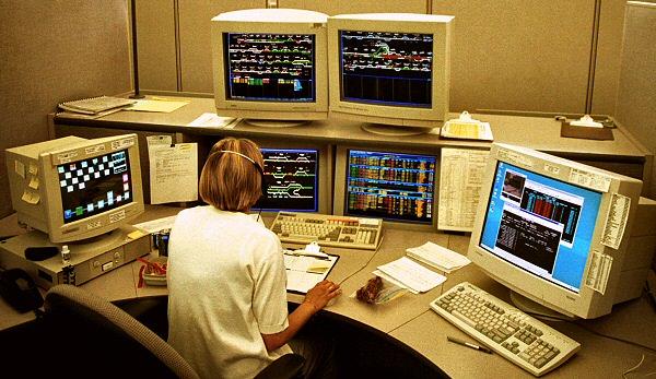 Union Pacific Omaha Harriman Dispatch Center