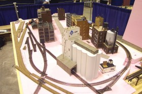 Construction of the 2001 Model Railroader Magazine Railroad Layout