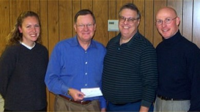 Gateway NMRA Donates to Aerotrain Restoration