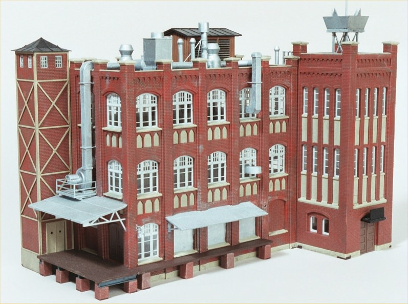HO Scale Model Buildings and Structures | Missouri History