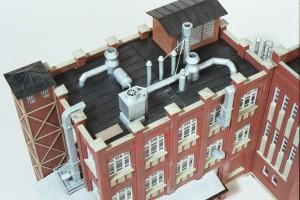 "Kibri ""Factory Building"" 405-9788"