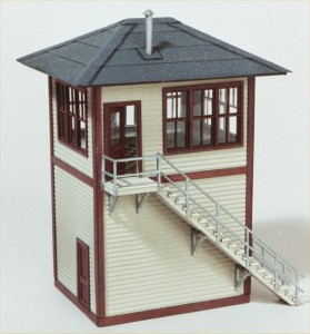 "American Model Builders (AMB) ""Interlocking Tower"" 152-702"