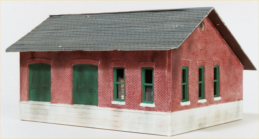 Ho Scale Model Buildings And Structures Missouri History