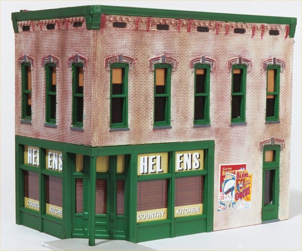 graphic about Free Printable Model Railway Buildings known as Kert Mark: Style railway printable constructions no cost