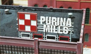 "Bar Mills ""Purina Mills Billboard"" 171-93102"