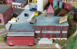 "Life-Like ""Moore & Company Warehouse"" 433-1372"