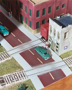 "Walthers Cornerstone ""Brick Street System"" 933-3139"