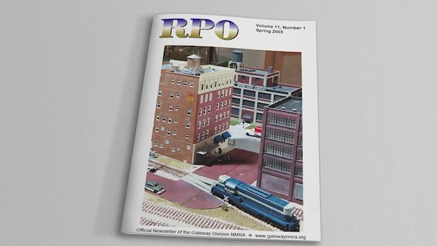 Spring 2003 RPO, Vol 11, No 1