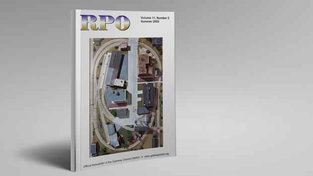 Summer 2003 RPO, Vol 11, No 2