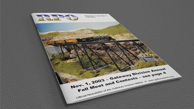 Fall 2003 RPO, Vol 11, No 3