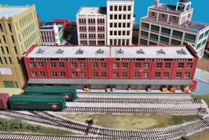 Gateway Central X City Railroad