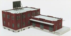 "Life-Like Proto 2000 ""Moore & Company Warehouse"" 433-1372"