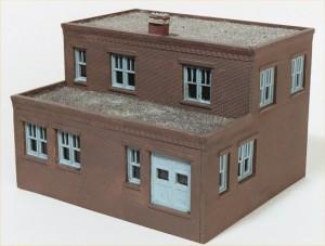 "Design Preservation Models (DPM) ""C. Smith Packing House"" 243-203"