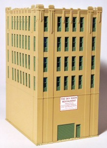 "Bachmann Spectrum ""Metropolitan Building"" 160-88003"
