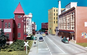 "Walthers Cornerstone ""Concrete Street System"""