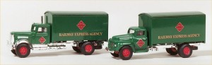 Vehicles for the layout, IMEX and Athearn