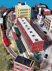 Gateway Central X City Model Railroad