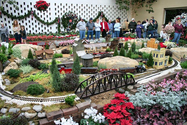 Great Missouri Botanical Garden