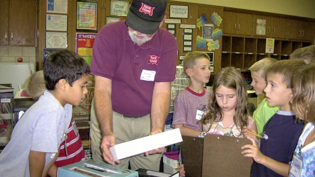 Rockwoods School District WGH Visit