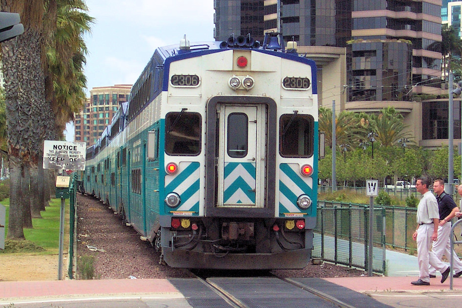 San Diego Trolley And The Coaster Railfanning From Your