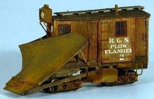 RGS #2 Plow Flanger (Snowplow)