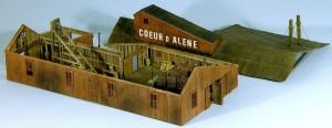 Coeur d Alene Mine