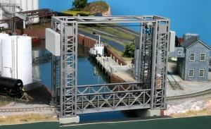 Gateway Central XII Riverport Lift Bridge