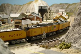Mike Satke's N Scale Union Pacific Model Railroad