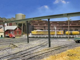 Brad Joseph's Union Pacific HO Scale Amazing Model Railroad