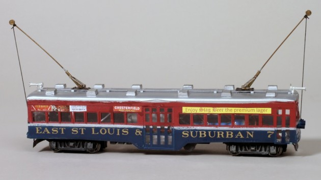 Overview of St. Louis Interurban Railroads