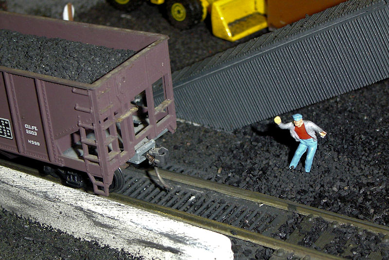 Streator Steel Coal Dump