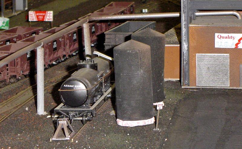 Streator Steel Coal Tar Tank Cars