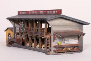 Atlas #750 Lumber Yard