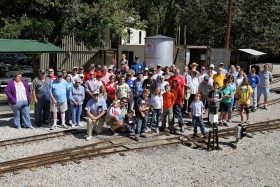 2010 Annual Joint Train Picnic at WF&P