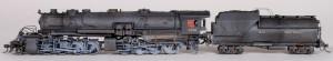 B&O 2-8-8-0 #7130 Steam Locomotive