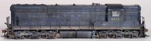 B&O #6913 Diesel Locomotive