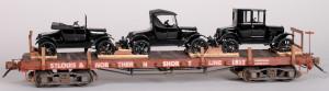 St. Louis & Northern #1817 Flat Car