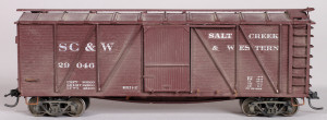 SCW #29046 Boxcar