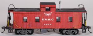 GM&O #2868 Caboose