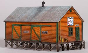 Farmer's Co-Op Building