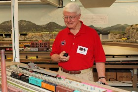 Bob Buschart AT&SF and CB&Q Railroad Rail Op 2011