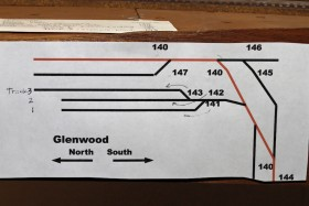 Rick & Venita Lake's El Dorado & El Reno Railroad Rail Op 2011