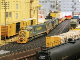 Eric Brooman's Beautiful Utah Belt HO Scale Model Railroad