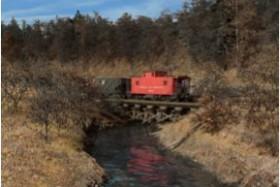 Gary Hoover's HO Scale Santa Fe Model Railroad