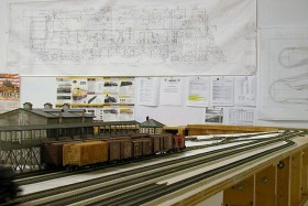 Kirkwood Railroad Association HO Scale Model Railroad