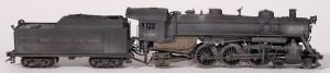B&O #5046 Steam Locomotive