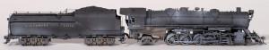B&O #6221 Steam Locomotive
